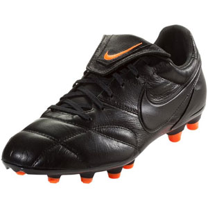 Nike Premier II FG - Black/Total Orange 917803-008