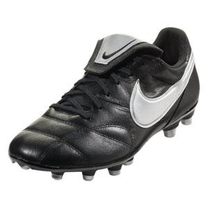 Nike Premier II FG - Black Metallic Silver 917803-011 35fd7a0e6