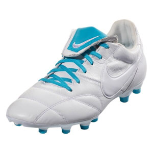 Nike Premier II FG - White/Current Blue 917803-142
