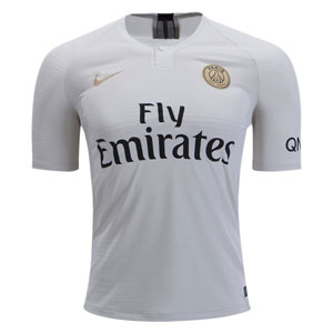 Nike Paris Saint-Germain Authentic Away Jersey 2018-2019 918924-073 1998d5f0b
