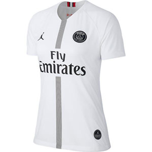Jumpman PSG Women's Third Jersey 2018-2019 - White 919219-102