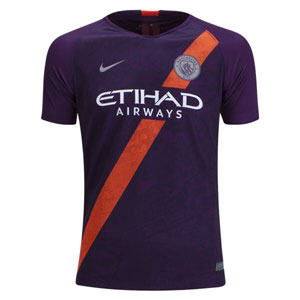Nike Manchester City Youth Third Jersey 2018-2019 919245-538