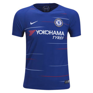 Nike Chelsea Youth Home Jersey 2018-2019 919252-496