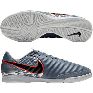 3963ed65913 Nike Tiempo LegendX VII Academy IC - Armory Blue Hyper Crimson Indoor AH7244 -408