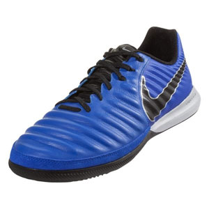 Nike Lunar LegendX VII Pro IC - Racer Blue/Black/Metallic Silver Indoor AH7246-400