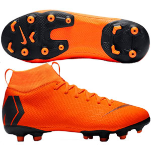 Nike Junior Mercurial SuperFly VI Academy MG - Total Orange/Black AH7337-810