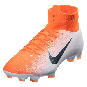 Nike Superfly VI Pro FG - Hyper Crimson/White/Black AH7368-801