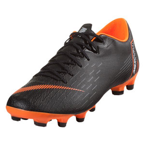 Nike Vapor 12 Academy MG - Black/Total Orange AH7375-081