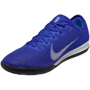 Nike VaporX 12 Pro IC - Racer Blue/Metallic Silver Indoor AH7387-400