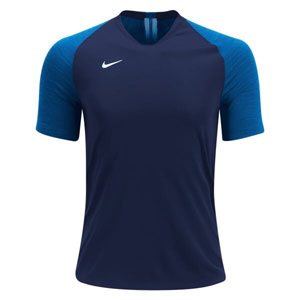 Nike Dry Strike Jersey - College Navy/Photo Blue AJ1022-419