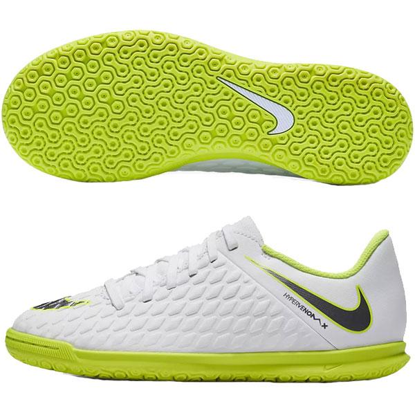 huge selection of e6b4b e7c5b Nike Junior Hypervenom PhantomX 3 Club IC - AJ3789-107 - AuthenticSoccer.com