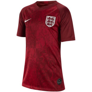 Nike England Youth Away Jersey 2019 AJ4441-677