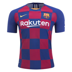 Nike Barcelona Authentic Home Jersey 2019-2020 AJ5257-456