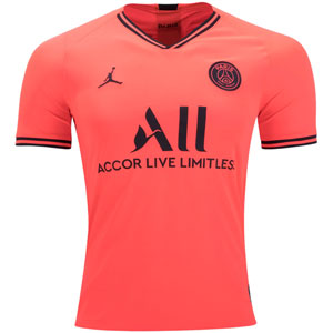 Jordan Paris Saint-Germain Away Jersey 2019-2020 AJ5552-613