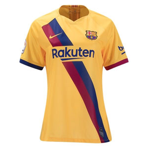 Nike Barcelona Women's Away Jersey 2019-2020 AJ5747-728