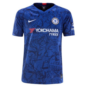 Nike Chelsea Youth Home Jersey 2019-2020 AJ5798-495