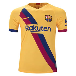 Nike Barcelona Youth Away Jersey 2019-2020 AJ5800-728