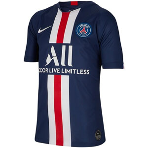 Nike Paris Saint-Germain Youth Home Jersey 2019-2020 AJ5817-411