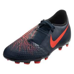Nike Junior Phantom Venom Academy MG - Obsidian/Racer Blue AO0362-440