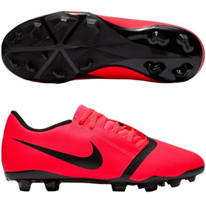 Nike Junior Phantom Venom Club MG - Bright Crimson/Black AO0396-600