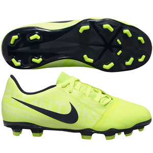 Nike Junior Phantom Venom Club MG - Volt/Obsidian AO0396-717
