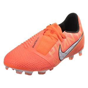 Nike Junior Phantom Venom Elite FG - Bright Mango/Orange Pulse AO0401-810