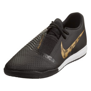 Nike Phantom Venom Academy IC - Black/Metallic Vivid Gold Indoor AO0570-077