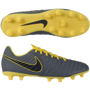 Nike Legend 7 Club FG - Dark Grey/Yellow AO2597-070