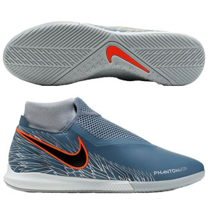14f1942787e Nike Phantom Vision Academy DF IC - Armory Blue Black Hyper Crimson Indoor  AO3267