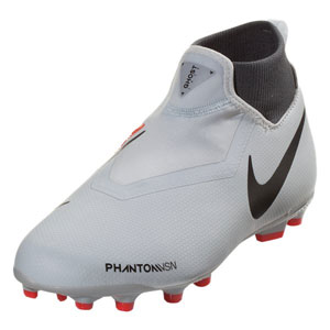 Nike Junior Phantom Vision Academy DF MG - Pure Platinum/Black AO3287-060