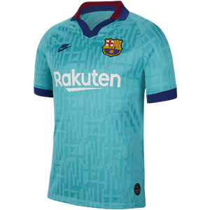 Nike Barcelona Third Jersey 2019-2020 AT0029-310