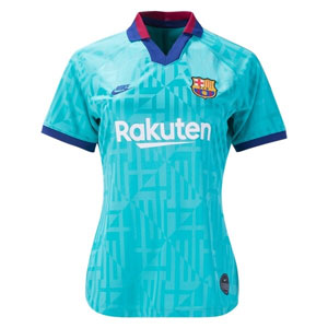 Nike Barcelona Women's Third Jersey 2019-2020 AT2516-310
