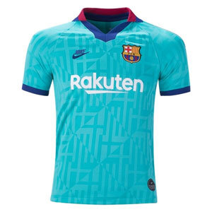 Nike Barcelona Youth Third Jersey 2019-2020 AT2632-310