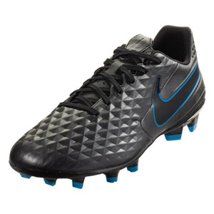 Nike Tiempo Legend VIII Academy FG - Black/Blue Hero AT5292-004