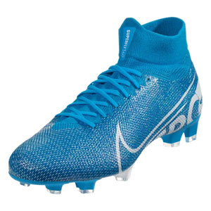 Nike Superfly VII Pro FG - Blue Hero/Obsidian/White AT5382-414