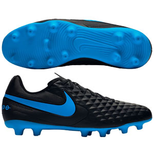 Nike Tiempo Legend 8 Club FG - Black/Blue Hero AT6107-004