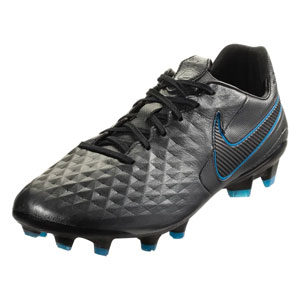 Nike Tiempo Legend VIII Pro FG - Black/Blue Hero AT6133-004