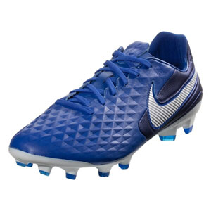 Nike Tiempo Legend VIII Pro FG - Hyper Royal/White AT6133-414