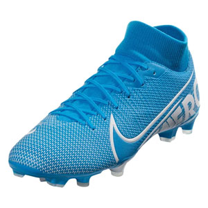 Nike Mercurial SuperFly VII Academy MG - Blue Hero/Obsidian/White AT7946-414