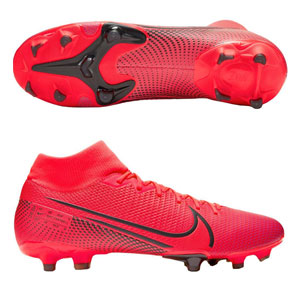 Nike Mercurial SuperFly VII Academy MG - Laser Crimson/Black AT7946-606