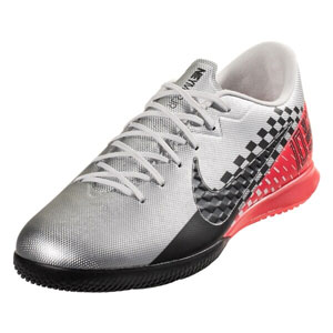 Nike Mercurial Vapor 13 Academy NJR IC - Chrome/Red Orbit Indoor AT7994-006