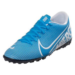 Nike Mercurial Vapor 13 Academy TF - Blue Hero/White Turf AT7996-414
