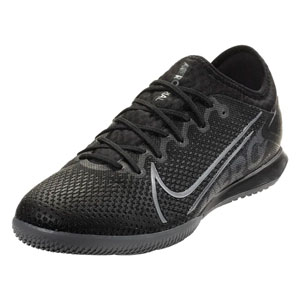 Nike Mercurial Vapor 13 Pro IC - Black/Dark Grey Indoor AT8001-001
