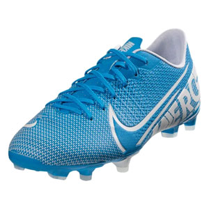 Nike Junior Mercurial Vapor 13 Academy MG - Blue Hero/White AT8123-414