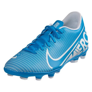 Nike Junior Mercurial Vapor Club 13 MG - Blue Hero/White AT8161-414
