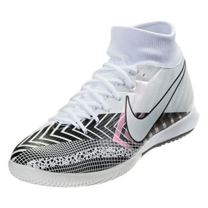 Nike Mercurial Superfly VII Academy MDS IC - White/Black/White Indoor BQ5430-110
