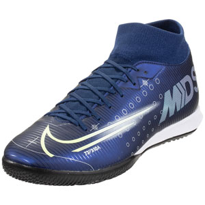 Nike Mercurial Superfly VII Academy MDS IC - Blue Void Indoor BQ5430-401