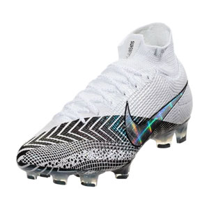 Nike Mercurial Superfly VII Elite MDS FG - White/Black BQ5469-110