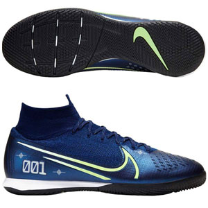 Nike Mercurial Superfly VII Elite MDS IC - Blue Void Indoor BQ5470-401