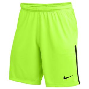 Nike Youth Dry League Knit II Short - Volt/Black BV6864-702